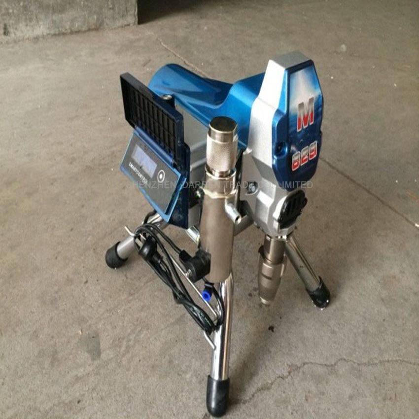Máquina de pulverización sin aire de alta presión vendedora - Herramientas eléctricas - foto 3