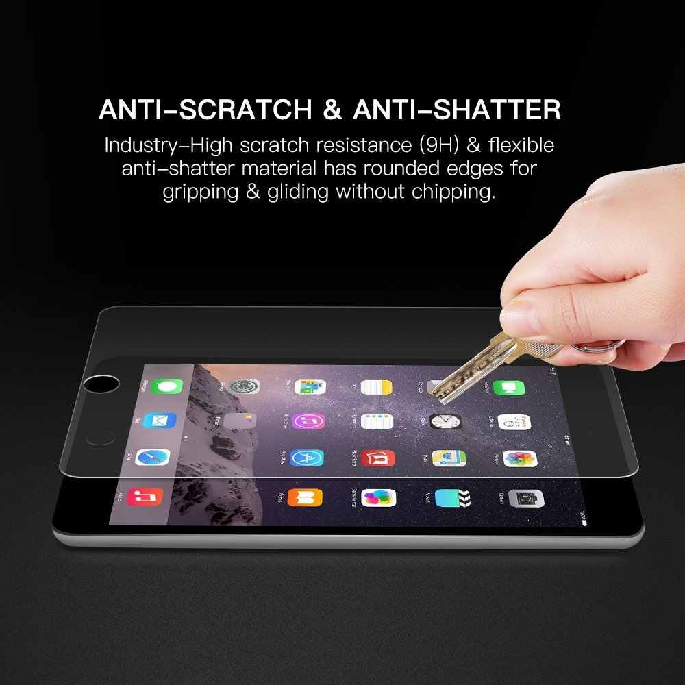 """Pour iPad Mini 2 Mini 3 A1490 A1600 A1432 7.9 """"protecteur d'écran pour iPad Mini 2 verre trempé pour iPad Mini 1 3 protecteur d'écran"""