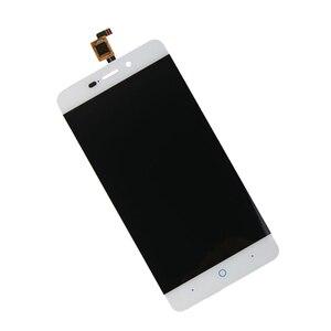 Image 4 - 5,0 zoll Für zte blade X3 D2 T620 A452 LCD DISPLAY Touchscreen digitizer komponente für zte blade X3 Lcd ZUBEHÖR telefon Teile