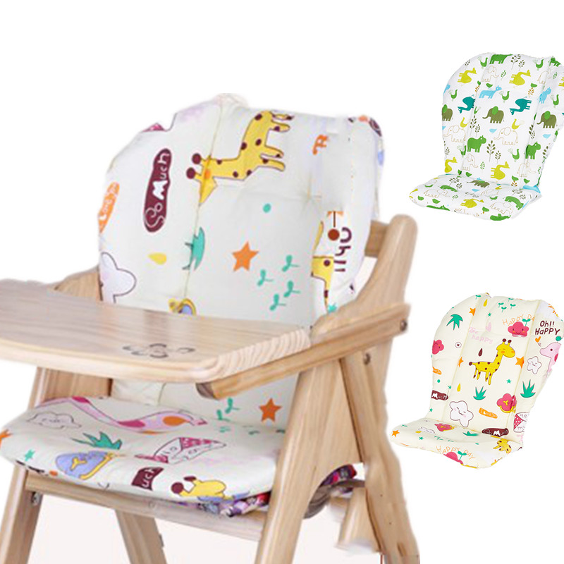 New Baby Kids Highchair Cushion Pad Mat Booster Seats Cushion Pad Mat Feeding Chair Cushion Pad Stroller Cushion Mat
