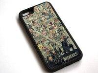 #11886 Avengers Telefon Skrzynki Pokrywa Dla Apple iPhone 7 7 Plus