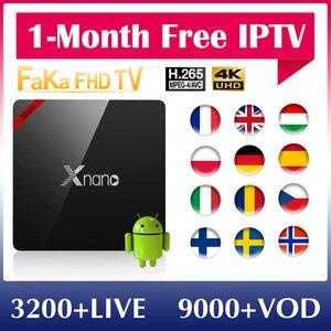 Image 1 - IPTV Ý Pháp XNANO 1 tháng Giá Rẻ IP TRUYỀN HÌNH Canada Bồ Đào Nha Nhĩ Kỳ IPTV Thuê Bao TV Box 4 K Đức EX YU IPTV ANH Pháp IP TIVI