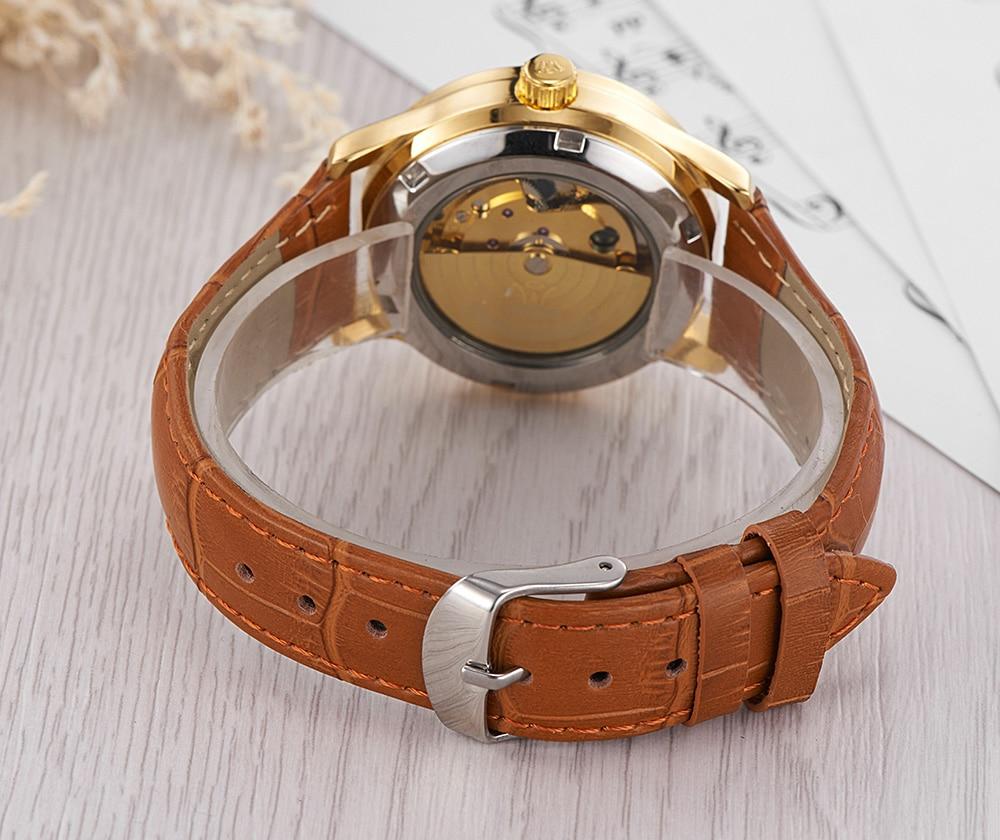 brown watch women 4
