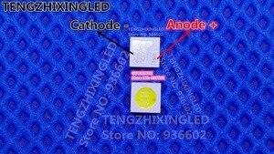 Image 1 - For LED LCD Backlight TV Application LED Backlight  AOT  1.6W  6V 3030  125LM Cool white    LCD Backlight for TV  TV Application