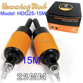 Free Shipping 20pcs Humming Bird Disposable Grip Tube Flat/Magnum 15 Supply HDG25-15M#