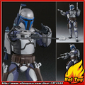 "100% Original BANDAI Tamashii Nations S.H.Figuarts (SHF) Action Figure - Jango Fett from ""Star Wars"""