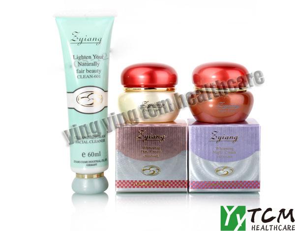 Cuidado de la piel original ~ ~ crema para blanquear la cara ZYIANG Belleza pecas eliminación superfino