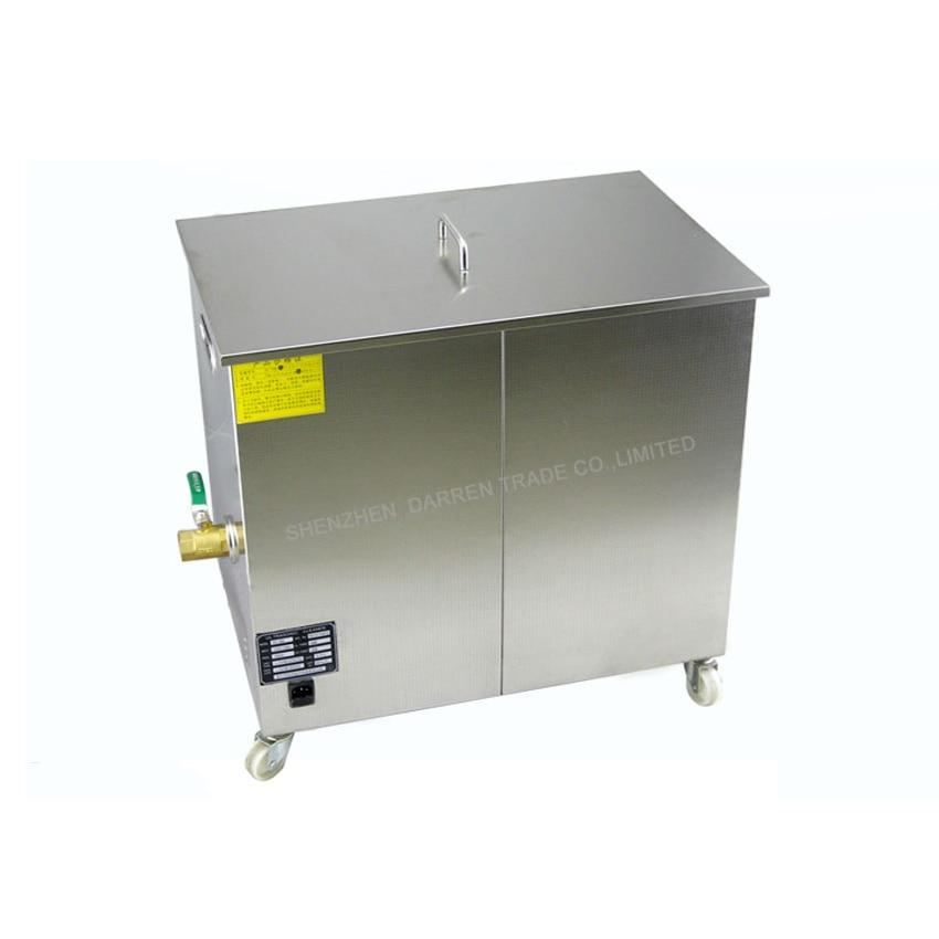 1 PC 58L KS-180AL 1080W Rustfrit stål Rengøringsmaskine Ultralyd - Husholdningsapparater - Foto 4