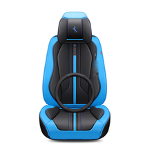 цена на Black Red Orange Blue White Car Seat Covers Cushions For 5 Seats Cars For Jeep Grand Cherokee Wrangler Commander Compass Patriot