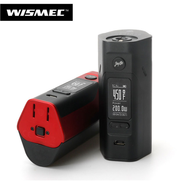 100% Оригинальный wismec reuleaux RX2/3 Box Mod rx23 TC мод 150/200 Вт электронная сигарета rx 2/3 VS RX300 RX200S