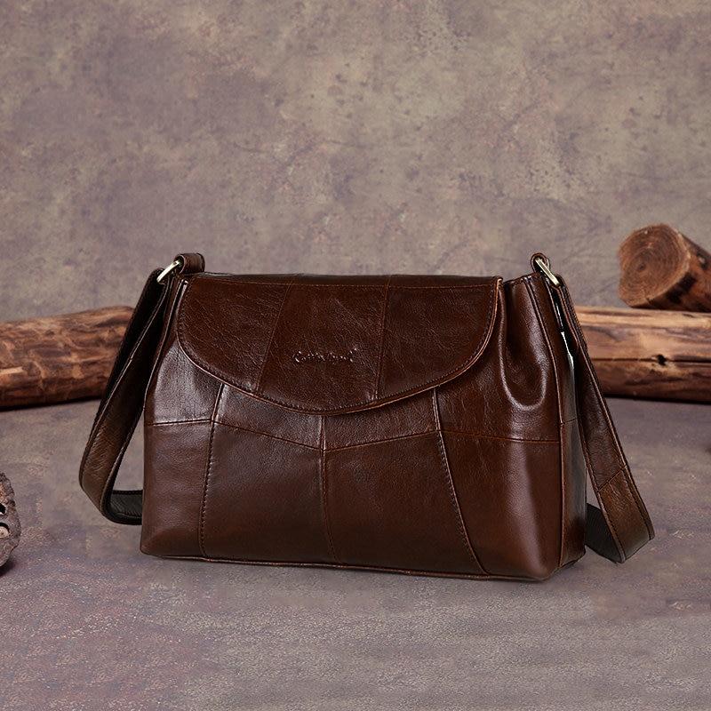 Cobbler Legend Elegant sieviešu Messenger somas sievietēm 2018 Crossbody somas sieviešu pleciem Īstas ādas somas Brand bolsas