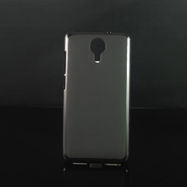Simple And Fashion TPU Soft Gel Pudding Cover Case For Micromax Canvas Xpress 2 E313