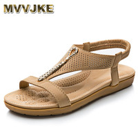 07bbf5630227 MVVJKE 2018 Handcrafted Egypt The Ankh Like Gold Charm Women Dots Suede  Sandals Ft Padded Stitching
