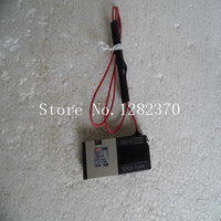 [SA] New Japan genuine original SMC solenoid valve VZ1120 2GS M5 spot 5pcs/lot