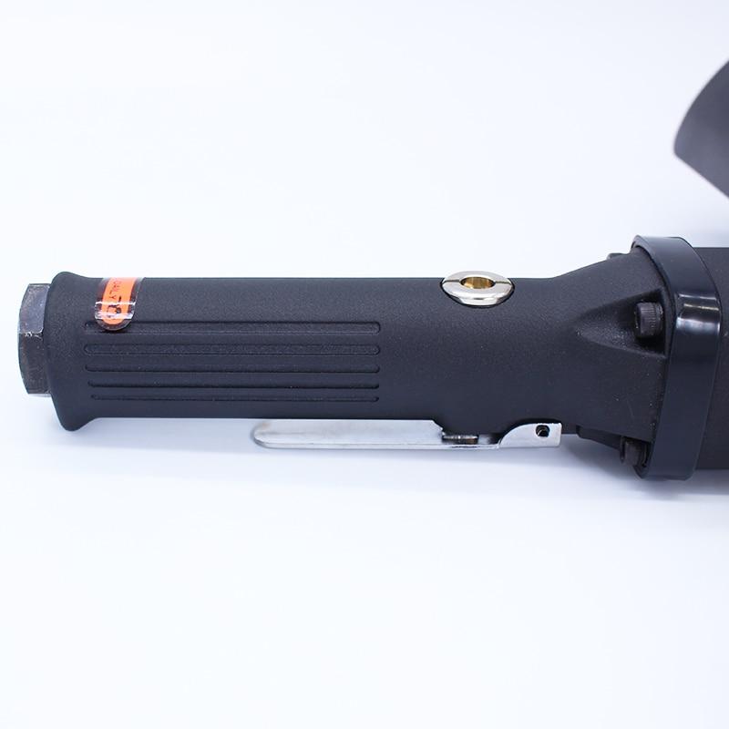 Levigatrice pneumatica per smerigliatrice di metallo spazzolata ad - Utensili elettrici - Fotografia 6