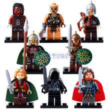 DR TONG X0142 Marvel Lord of the Rings Eomer Aragorn Theoden Archer Uruk Hais Eowyn Wraith