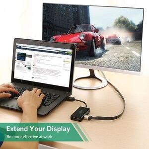Image 5 - Ugreen 3 In 1 Displayport Dp Naar Hdmi Vga Dvi Adapter 4K Man vrouw Display Port Kabel Converter voor Hp Pc Laptop Projector