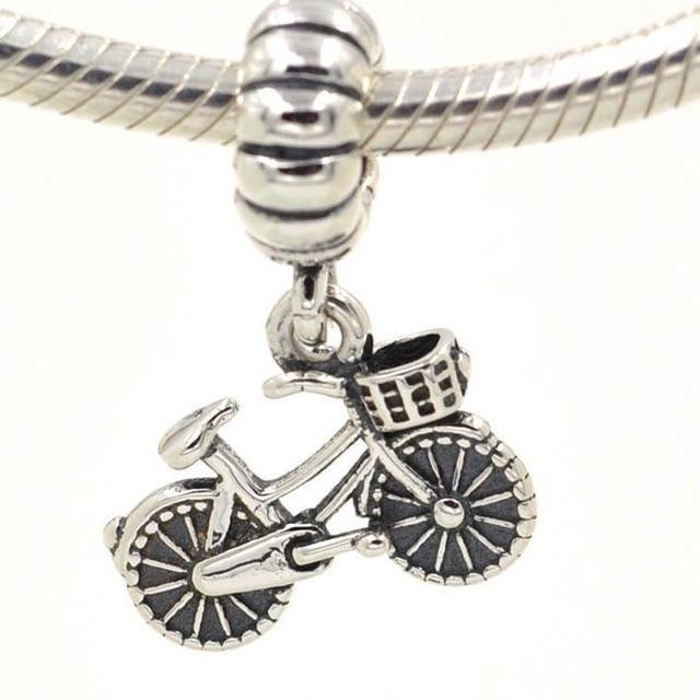 charm pandora bici