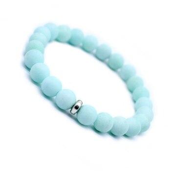 Bracelet Homme Turquoise Veritable