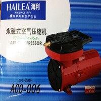 100L Min Hailea ACO 006 12V DC Permanent Magnetic Air Compressor Aquarium Fish Tank Oxygen Air