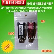 Gsmjustoncct 100% Original NCK Pro Pro2 Dongl NCK Dongle nck DONGLE NCK DONGLE clave + UMT 2 in1 envío rápido