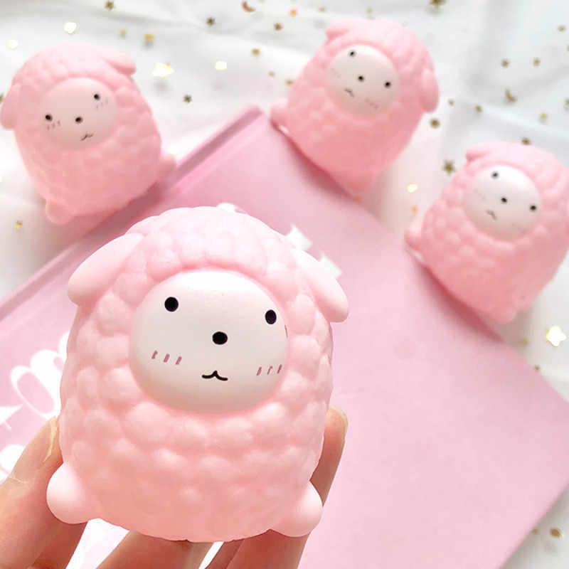 1 Pcs Animal Bonito Pinky Pig Toy Banho Do Bebê para Crianças Som Squeeze Dabbling Brinquedos Crianças Palhaço Peixe Banheiro Pitada spray de Brinquedo