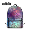 Dispalang fashion womens laptop backpack famous brand girls school bags top quality canvas men's travel back pack casual bagpack
