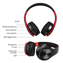 New year  Bluetooth earphone headphone sport Support TF FM radio bass for iphone computer best headphone wireless with mic