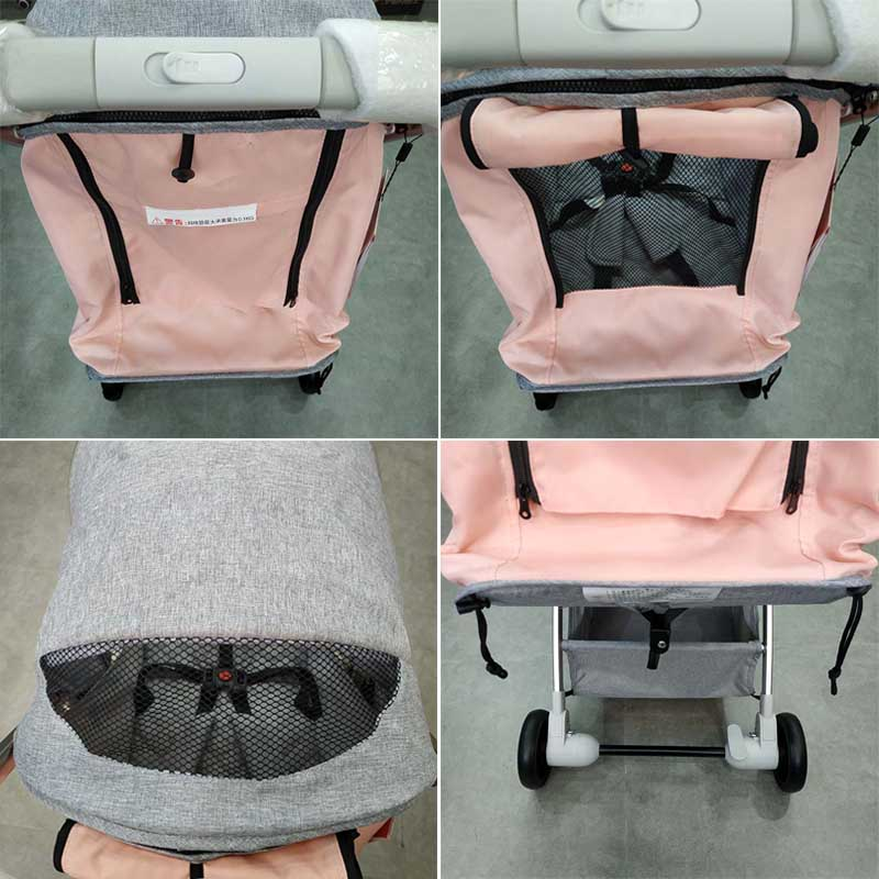 Babyyoya Tianrui lightweight portable folding baby stroller can sit can lie one key operation small and light easy for travel in Lightweight Stroller from Mother Kids