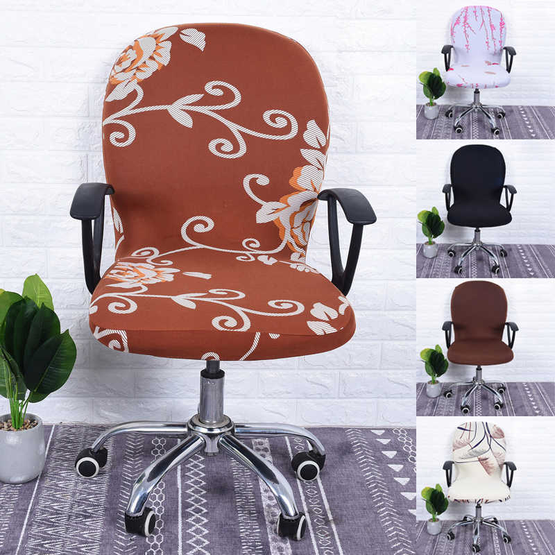 Office Computer Chair Cover Spandex