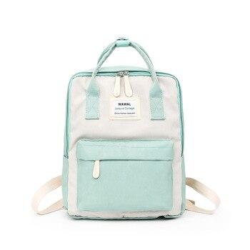 3f6acec632ff 2019 Модный женский рюкзак, женский рюкзак для девочек-подростков, сумка  для студенток, женские школьные сумки, mochila sac a dos femme 426