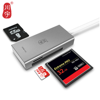 Kawau USB 3 0 SD Card Reader Supports Up To 512GB With Microsd SD CF Slot