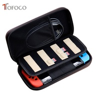 Nintend Switch Carrying Case Accessories Storage Bag Protection Hard EVA Travel Case for NS Console For