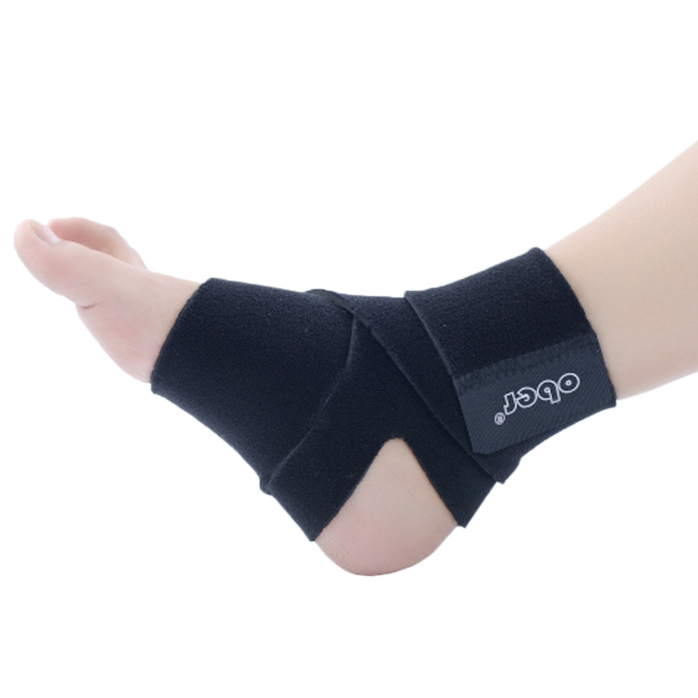 Medical Ankle Brace Wrap Support Stabilizer For Joint Sprain Ligaments Loose Fracture Sport Protection Free Shipping evercryo inflatable air pump adjustable ankle brace medical ankle cold compression wrap