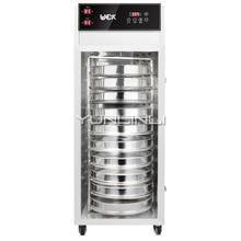 Rotary Dryer Food Dehydrators Tea Medicine Fruit And Vegetable Stainless Steel Baking Dehydration Machine LT-001