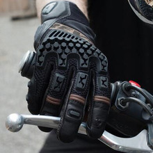 2018 Summer Breathable STANDS 3 Off Road Motorcycle gloves Motocross Moto Kinght Riding Glove Can Touch Screen