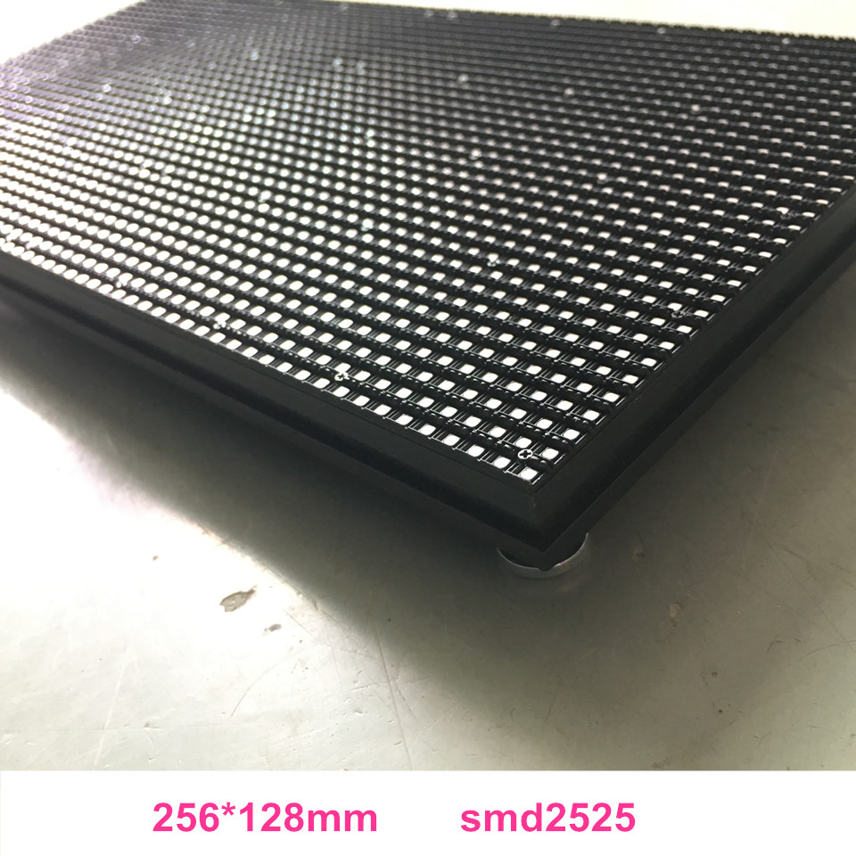 Free Shipping SMD P4 Outdoor Waterproof Full Color Led Module Use Or Hd Advertisement ,256*128mm,5500cd