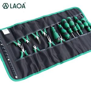 LAOA Oxford Cloth Tool Roll Po
