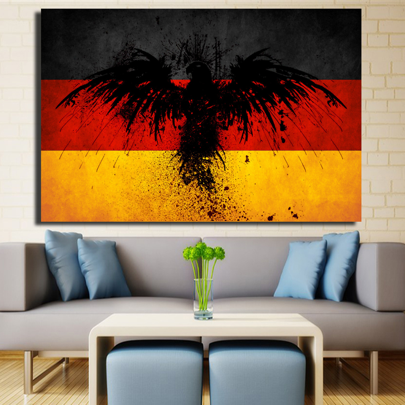 Luxury Large Canvas Art Work