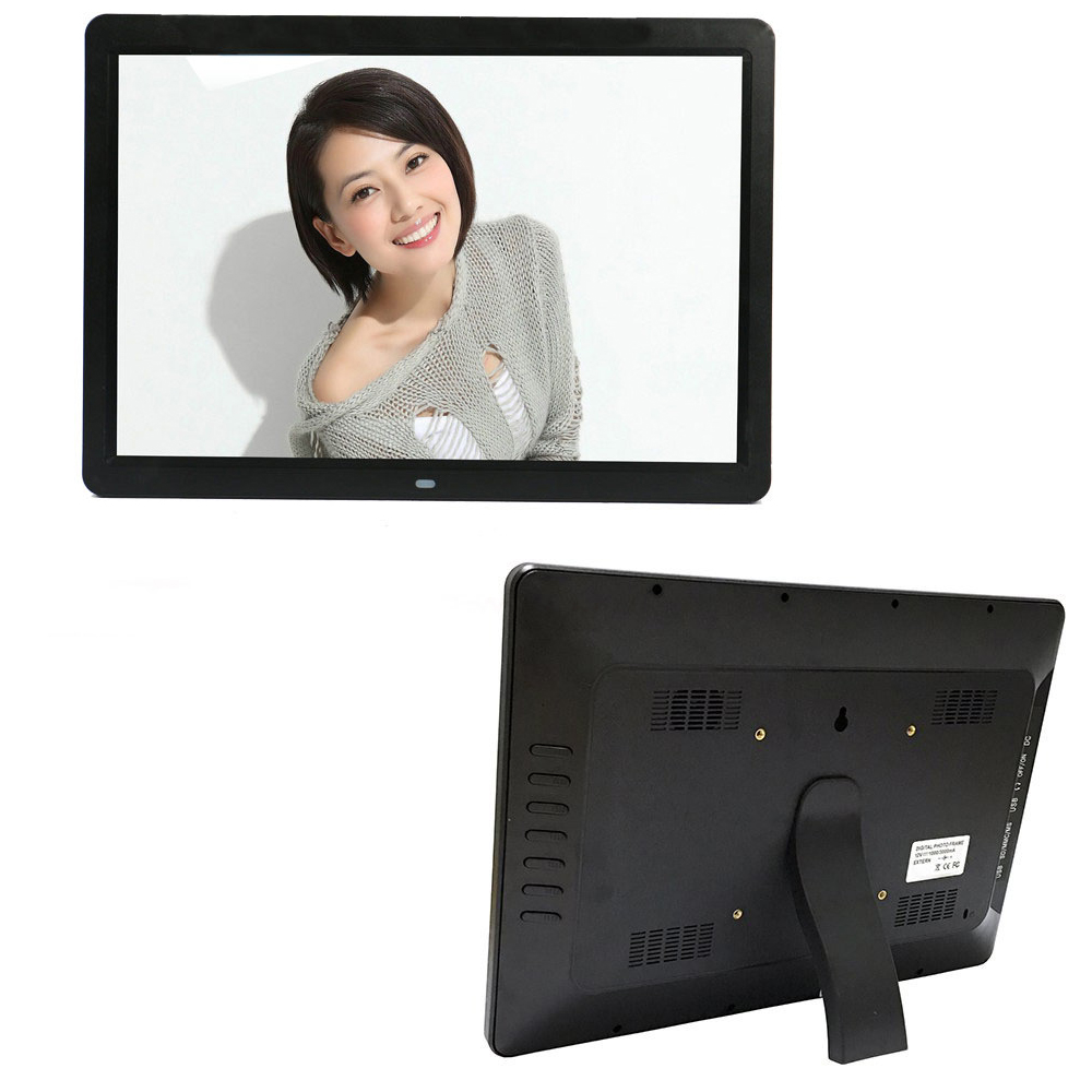 14 Inch Digital Photo Frame Led Digital Picture Frame 1280 X 800