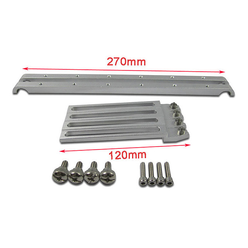 BGA Jig Fixture PCB Support Clamp Holder With 4pcs Bottom Support Clamp With Hook For IR6000 IR6500 Etc