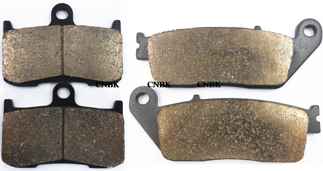 Front Rear Brake Pads for Victory Kingpin 1731 2010 2011 2012 2013 2014
