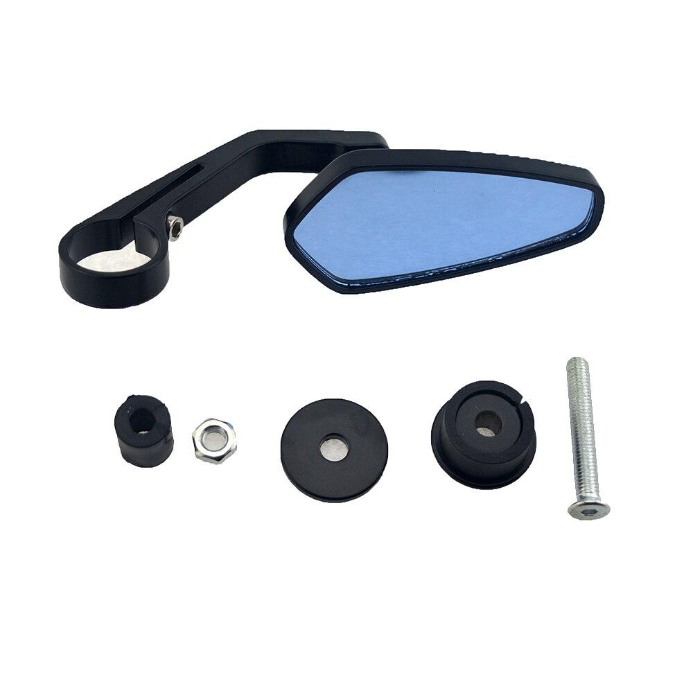 retrovisores de moto 7 8 rodada motocicleta espelhos handle 04
