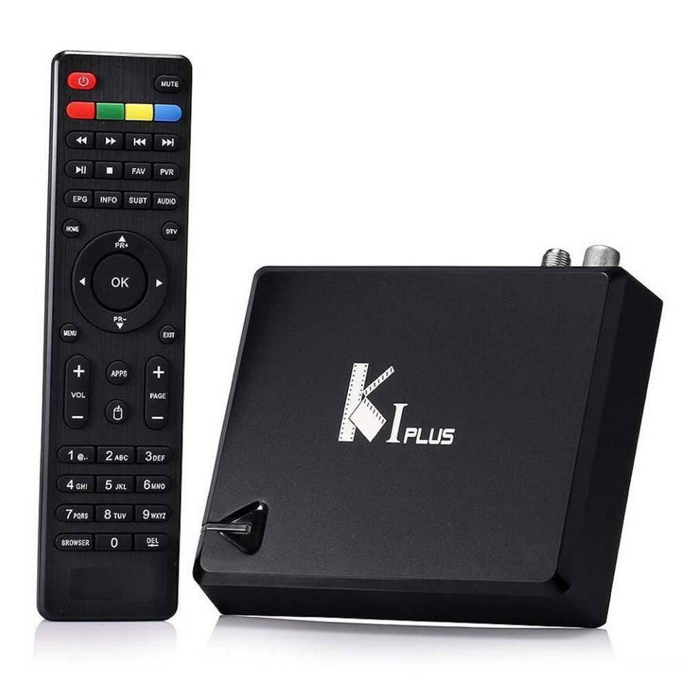 1080 p 4 K Android 5.1 Unidades Top Box Media Player KI PLUS S905 S2 + T2 Inteli