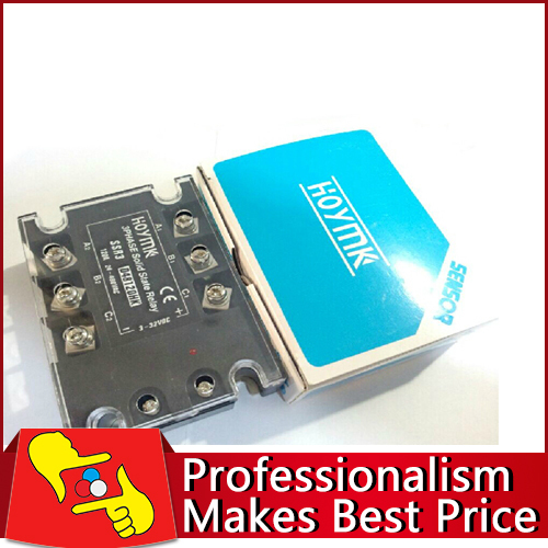 three phase D48120HK electronic switch 120A solid state relay free shipping three 100ml