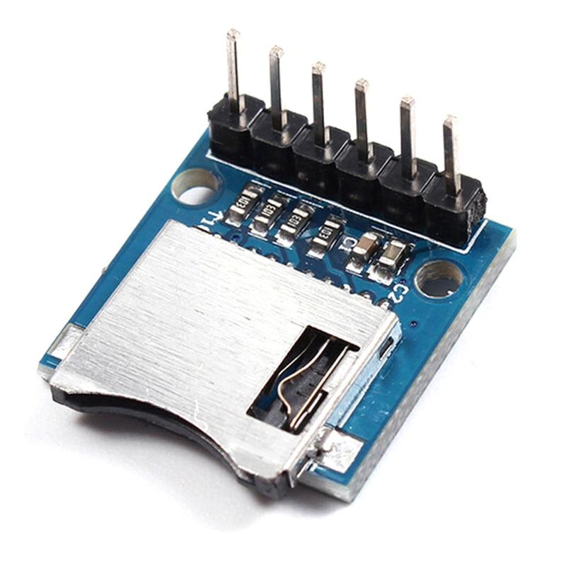 Мини miniture SD карты модуля памяти micro модуль для Arduino AVR ARM