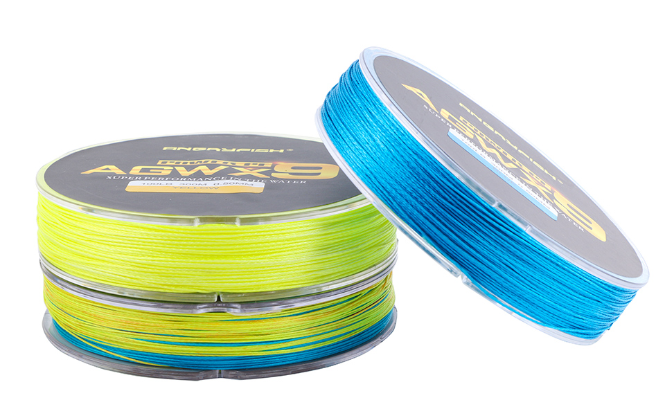 China braided fishing line Suppliers