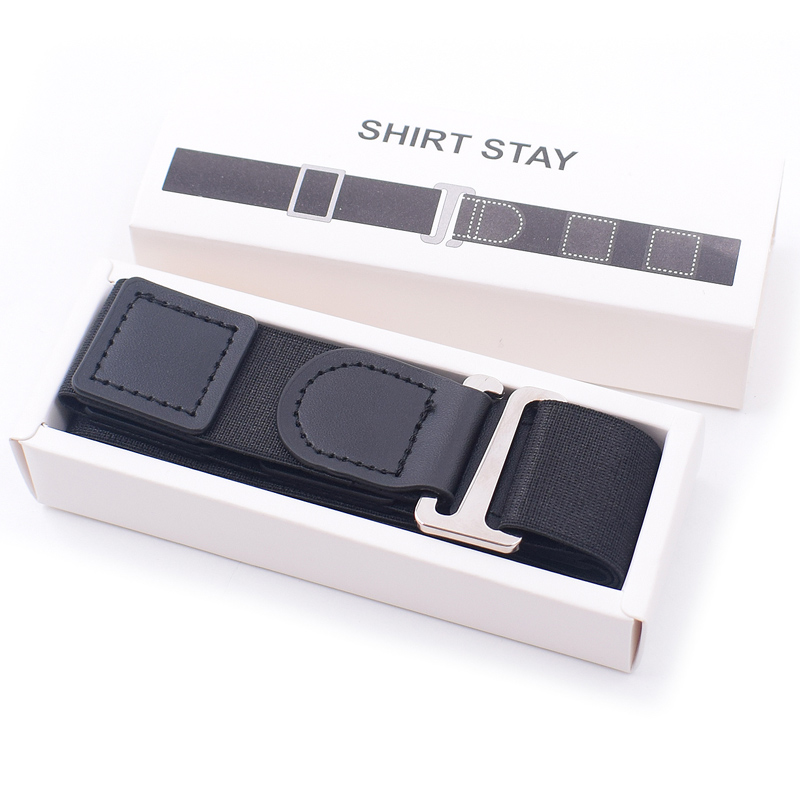 2019 Shirt Holder Adjustable Near Shirt Stay Best Tuck It Belt for Women Men Work Interview PO66