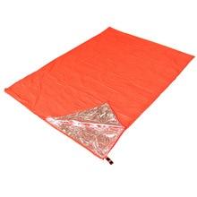 Lixada Portable Emergency Survival Double Sleeping Bag Liner 200 x 145cm
