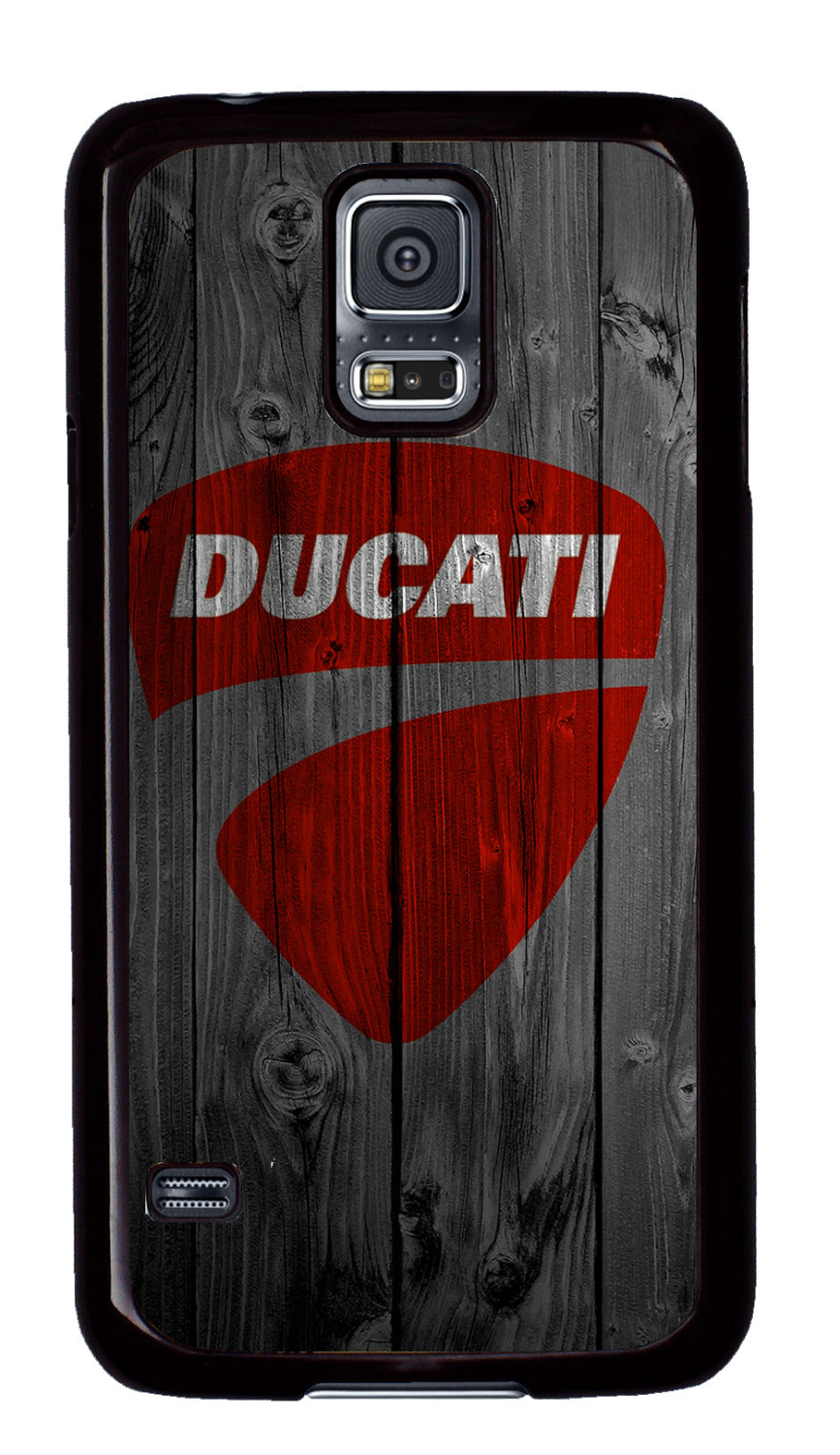 Wood Ducati Car Logo Printed On Samsung Galaxy S5 I9600 Case Cover Back On Aliexpress Com Alibaba Group